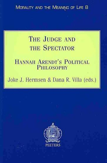 The Judge and the Spectator PDF