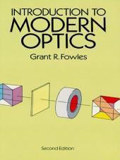 Introduction to Modern Optics