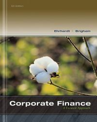 Corporate Finance A Focused Approach Book Only  Book PDF