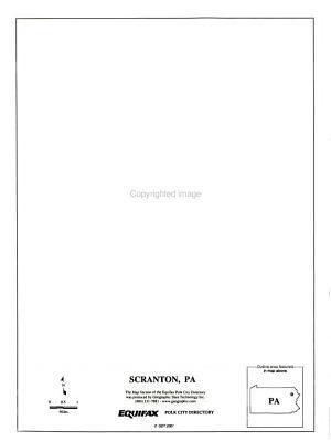 Scranton  Lackawanna County  PA  City Directory PDF
