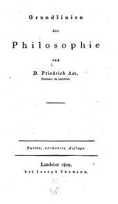 Grundlinien der Philosophie