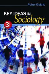 Key Ideas in Sociology: Edition 3