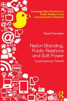 Nation Branding  Public Relations and Soft Power PDF