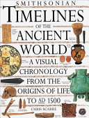 Smithsonian Timelines of the Ancient World PDF