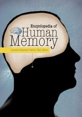 Encyclopedia of Human Memory  3 volumes  PDF