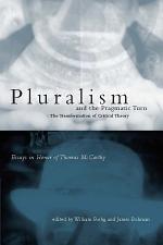 Pluralism and the Pragmatic Turn