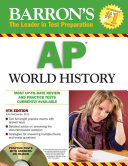Barron's AP World History with CD-ROM