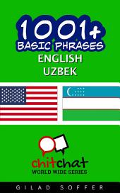 1001+ Basic Phrases English - Uzbek
