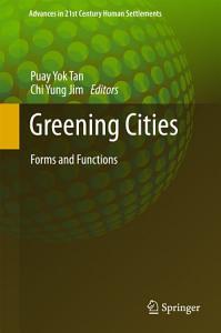 Greening Cities PDF