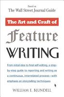 The Art and Craft of Feature Writing PDF
