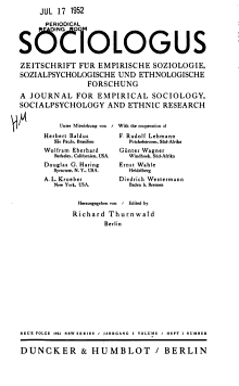 Sociologus PDF