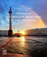 Advances in Spectroscopic Monitoring of the Atmosphere PDF