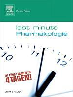 Last Minute Pharmakologie PDF