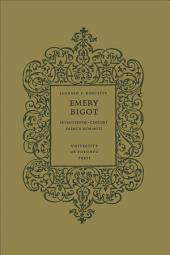 Emery Bigot: Seventeenth-Century French Humanist