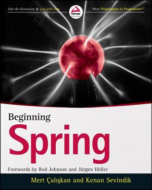 Beginning Spring PDF