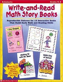 15 Reproducible Write and Read Books Book