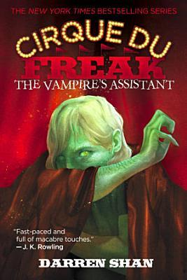 Cirque Du Freak  2  The Vampire s Assistant