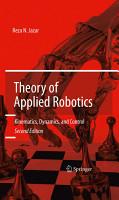 Theory of Applied Robotics PDF