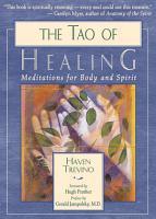 The Tao of Healing PDF
