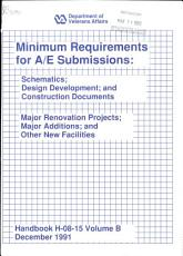 Minimum Requirements for A E Submissions PDF