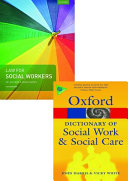 Law for Social Workers   a Dictionary of Social Work and Social Care Pack 2017 PDF