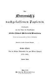 th., 3.-7. bd. Friedens-aera. 1816-1848