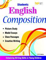 STUDENT'S ENGLISH Composition Book 6
