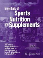 Essentials of Sports Nutrition and Supplements PDF