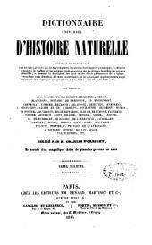 Dictionnaire universel d'histoire naturelle: Volume6