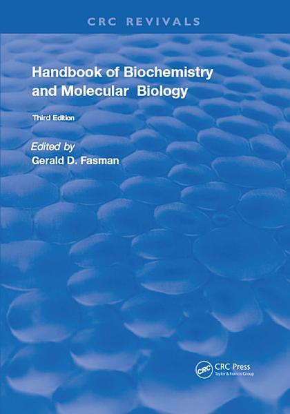 Handbook of Biochemistry PDF