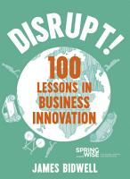 Disrupt  PDF