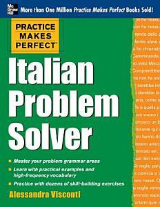 Practice Makes Perfect Italian Problem Solver  EBOOK  PDF