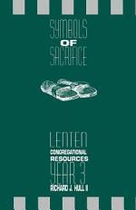 Symbols of Sacrifice, Year 3: Lenten Congregational Resources