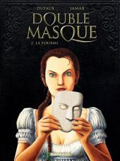 Double Masque - tome 2 - Fourmi