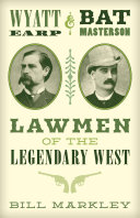 >Wyatt Earp and Bat Masterson