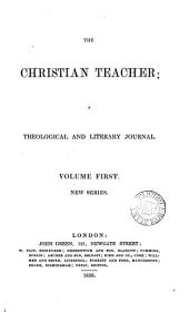 The Christian teacher