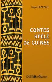 Contes Kpélé de Guinée