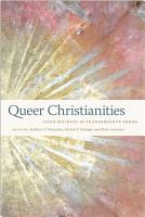 Queer Christianities PDF