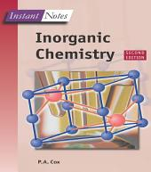 Instant Notes in Inorganic Chemistry: Edition 2