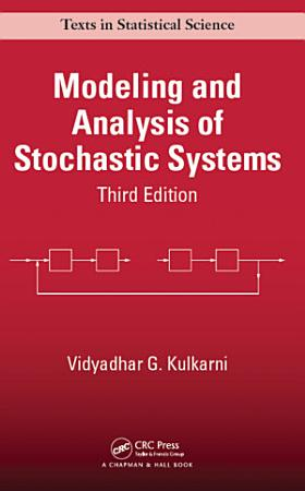 Modeling and Analysis of Stochastic Systems  Third Edition PDF