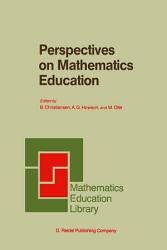 Perspectives On Mathematics Education Book PDF