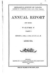 Annual Report: Volume 5, Part 1