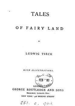Tales of Fairy land PDF