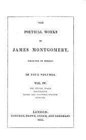 The poetical works: coll. by himself, Volume 4