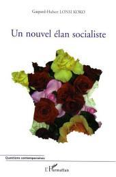 Un nouvel élan socialiste