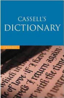 Cassell's English Dictionary
