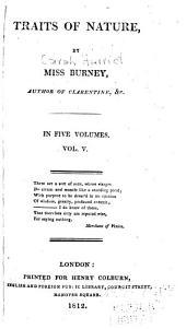Traits of Nature: Volume 5