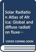 Solar Radiation Atlas of Africa