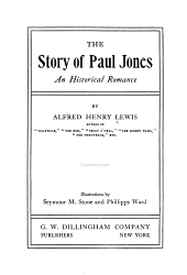 The story of Paul Jones: an historical romance