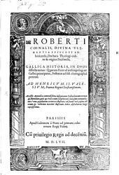 Gallica Historia